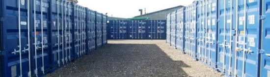 cheapest secure storage sussex